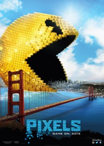 Pixels-pelicula